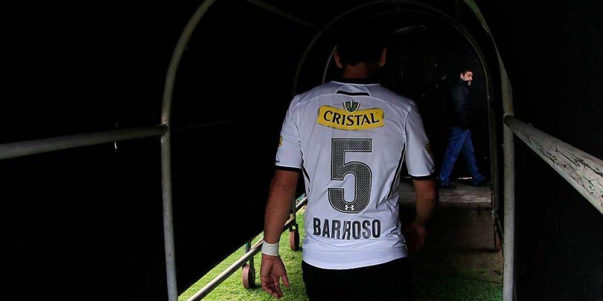 """""""Los torneos no se compran"""" y """"pasan cosas raras"""": los dichos sin filtro de Barroso que incendiaron Colo Colo"""