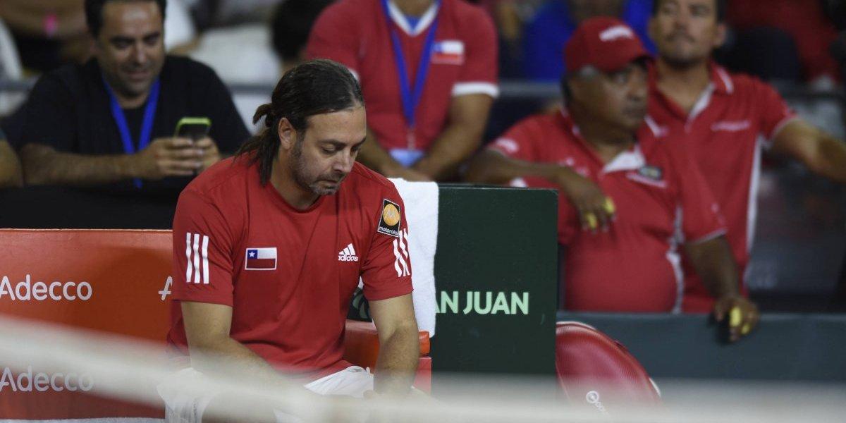 """Interventor de la Fetech revela la otra cara del tenis chileno: """"No hay interesados en aportar"""""""
