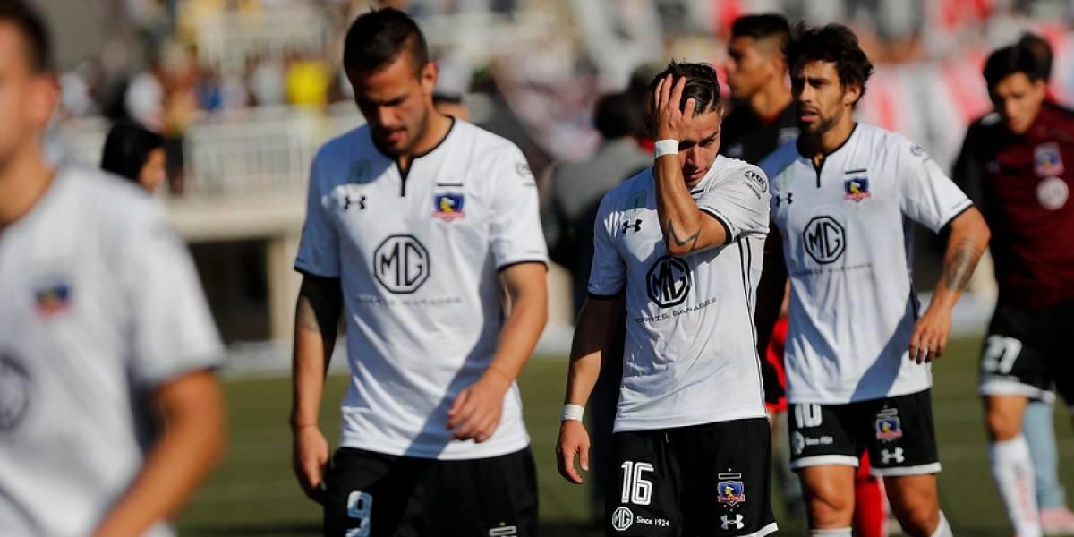 """Quiebre de camarín y en el """"peor momento"""" de la era Guede: Colo Colo se juega más que un Superclásico ante la U"""