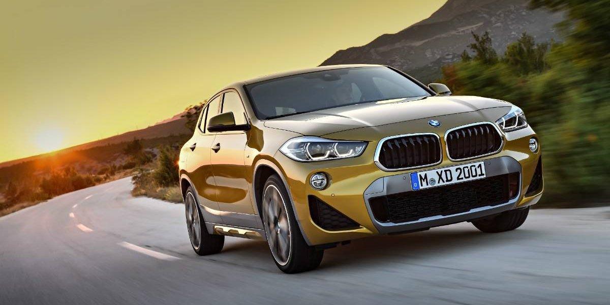 BMW se vuelve más dinámico con su nuevo X2