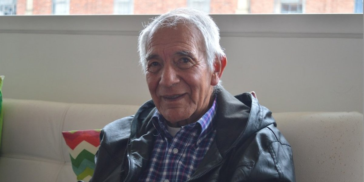 """El Bogotazo: """"La gente decía '¡Mataron a Gaitán, mataron a Gaitán!'"""", Luis Fajardo"""