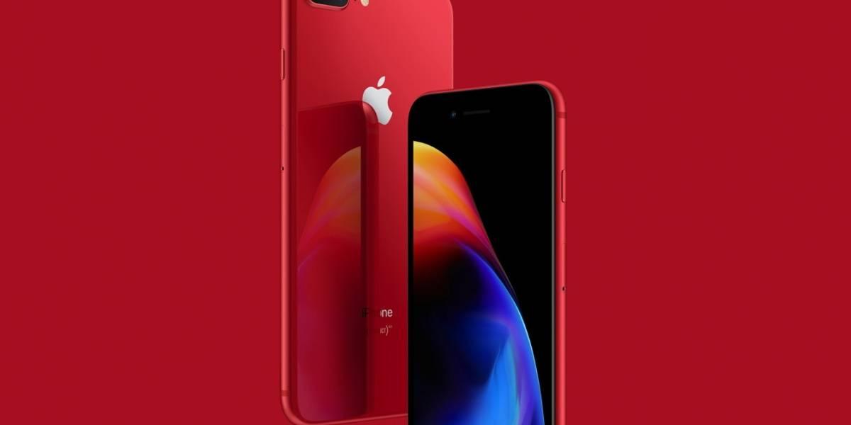 El iPhone 8 fue el móvil más vendido en mayo a nivel mundial