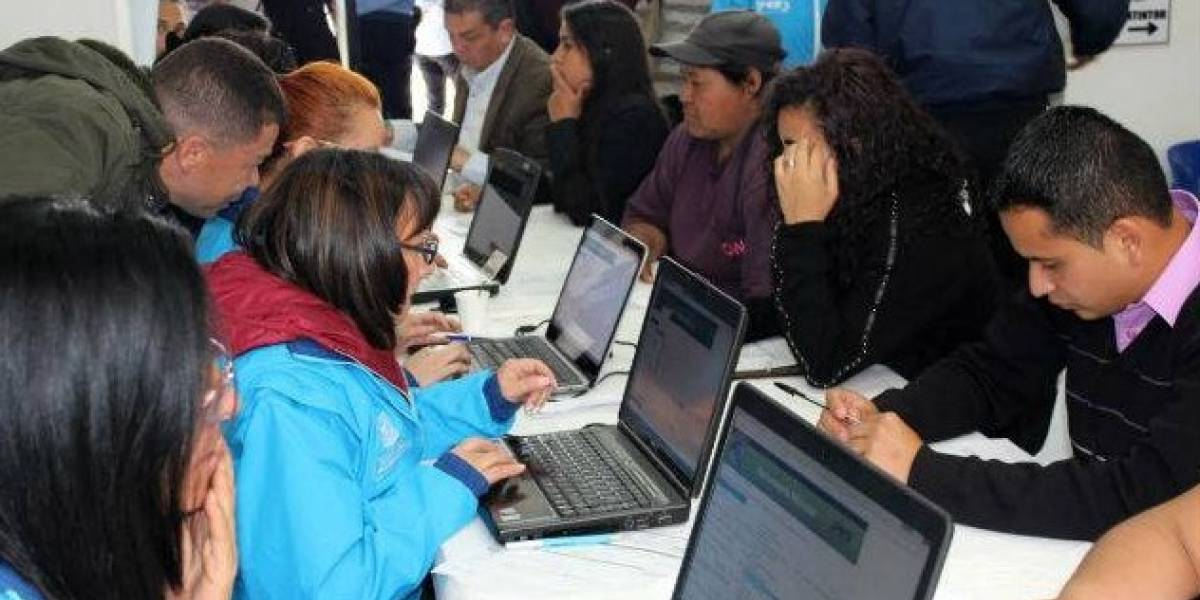 ¿Sin trabajo? aplique a alguna de estas vacantes en Bogotá