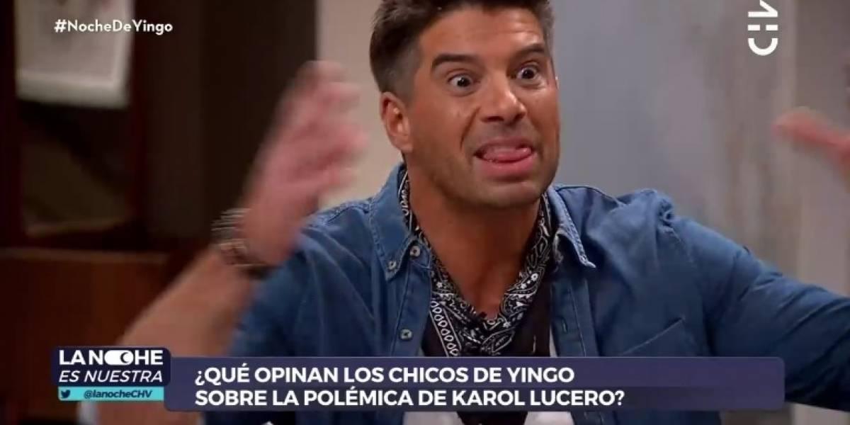 """Mario """"anfibio"""" Velasco y el video de Karol Lucero: """"Un vaso de agua y el sexo oral no se le puede negar a nadie"""""""