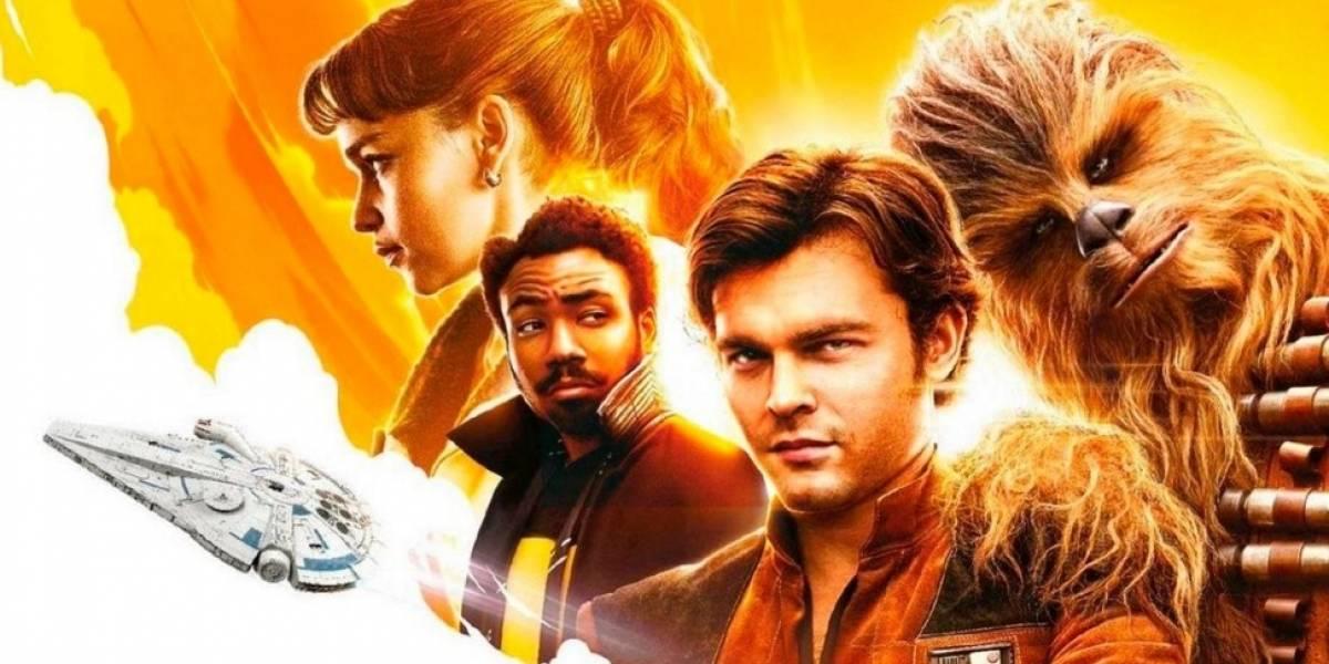 Se conocen nuevas imágenes de 'Han Solo: Una Historia de Star Wars'