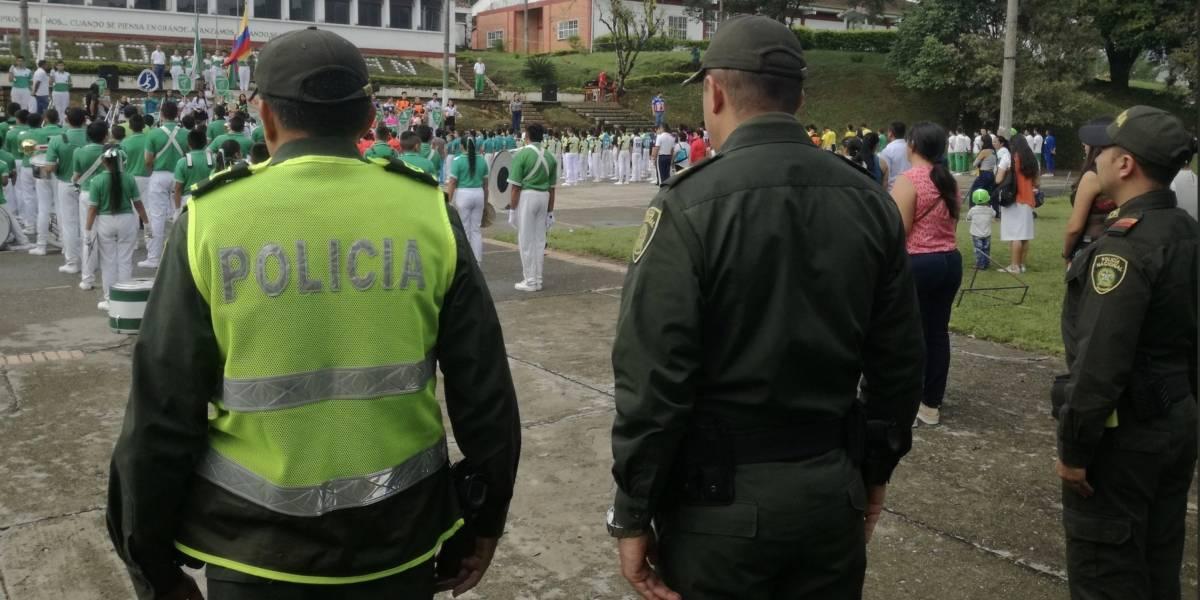 Bucaramanga, la ciudad del país que empezará a implementar cámaras de seguridad en los uniformes de los policías