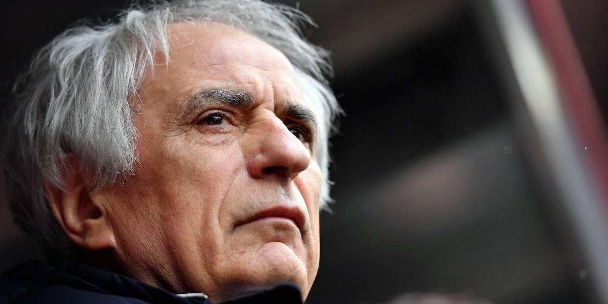 Destituyen a técnico de Japón a 2 meses del partido con Colombia