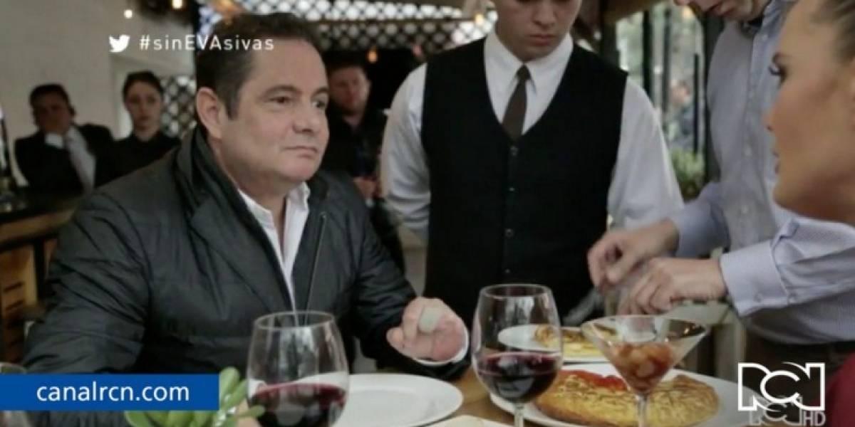 Las actitudes de Vargas Lleras en el nuevo programa de RCN: ¿grosero o estaba incómodo?