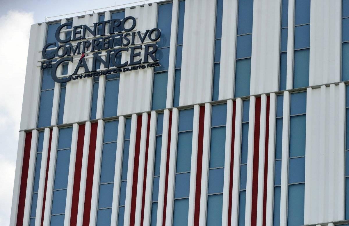 Centro Comprensivo de Cáncer / Foto: Dennis Jones