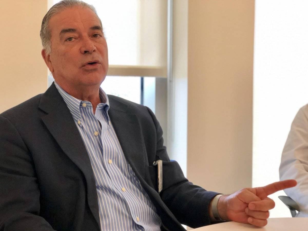 Luis Clavell, director ejecutivo del CCC. / Foto: David Cordero mercado