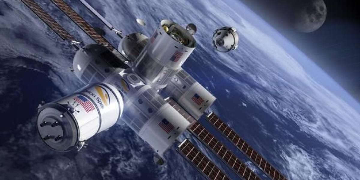 ¿Qué requisitos tienes que cumplir para alojarte en el primer hotel de lujo en el espacio?