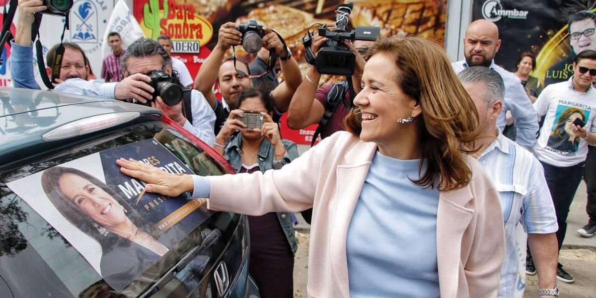 Zavala advierte que bajar el IVA en la frontera sólo es facultad del Congreso