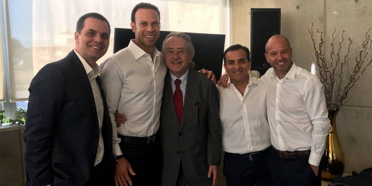 Decio de María se une a Luis García, Christian Martinoli y Zague en TvAzteca para el Mundial