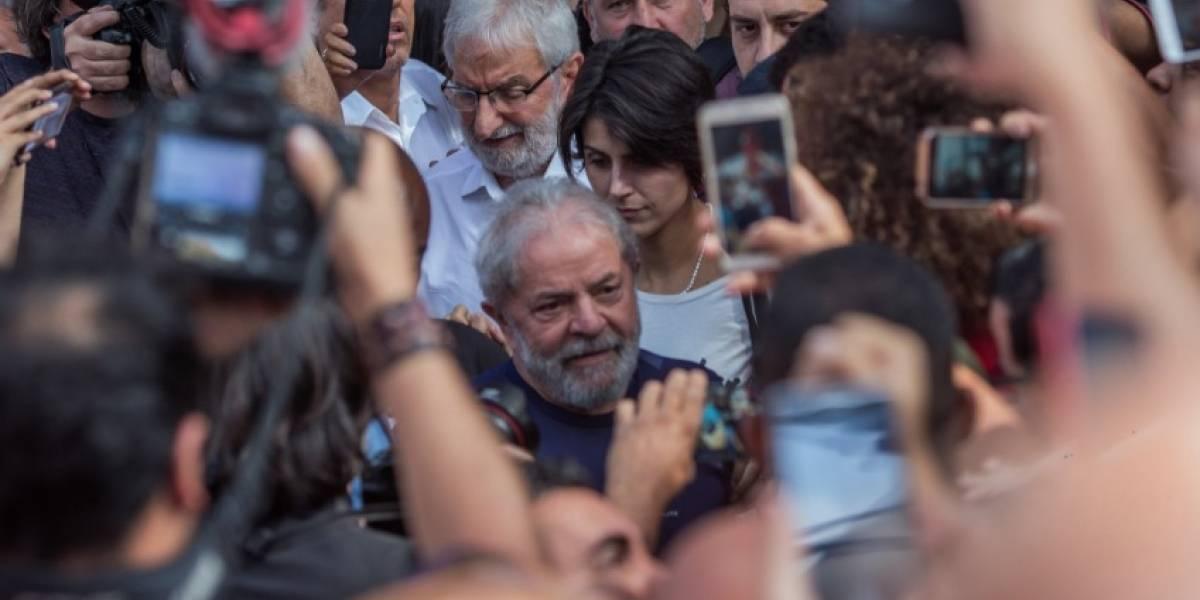 La defensa de Lula apuesta al Supremo para intentar revertir prisión
