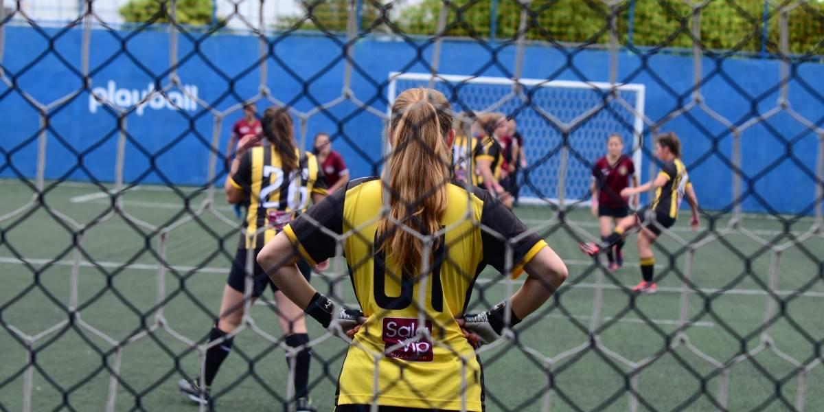 Projeto promove festival beneficente de futebol society
