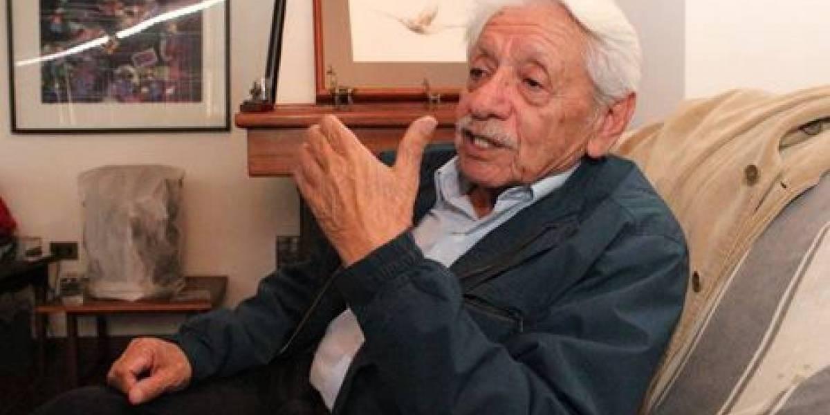 Fallece el poeta ecuatoriano Efraín Jara Idrovo