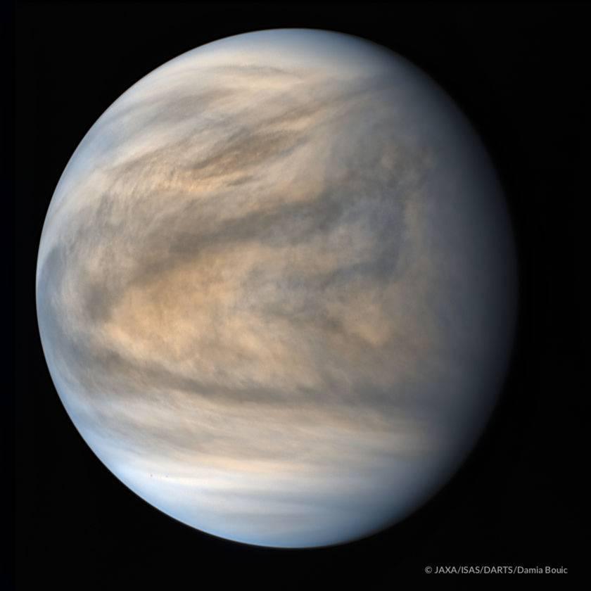 Científicos descubren que planeta Venus pudo alojar vida