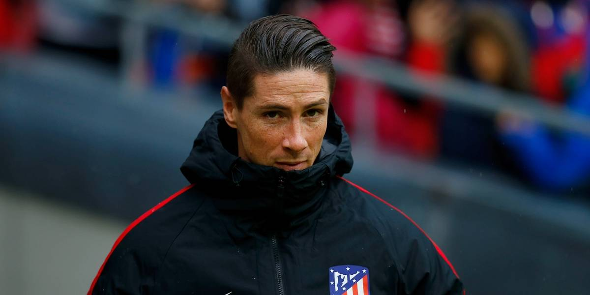Fernando Torres anuncia que deixará o Atlético de Madrid ao final da temporada
