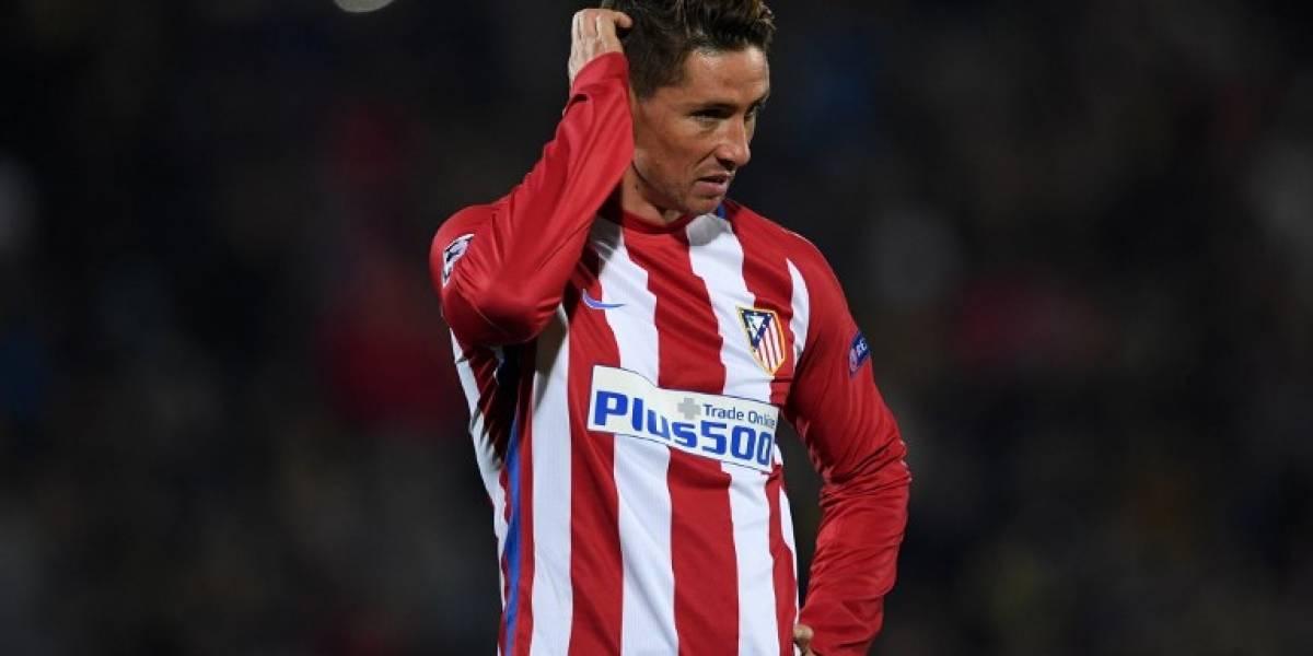 """El""""Niño"""" Torres le da una triste noticia a los aficionados del Atlético"""