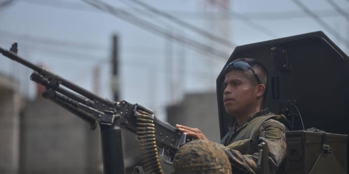 Gobierno oficializa el retiro del Ejército de las calles