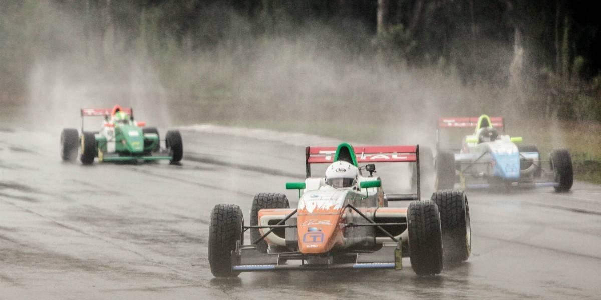 Martín Scuncio es el gran ganador de la doble fecha de la Fórmula Total