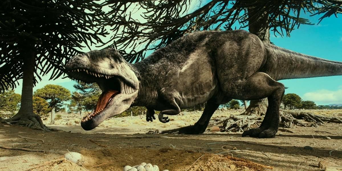 Acaban de encontrar un dinosaurio en la Región de Magallanes de Chile