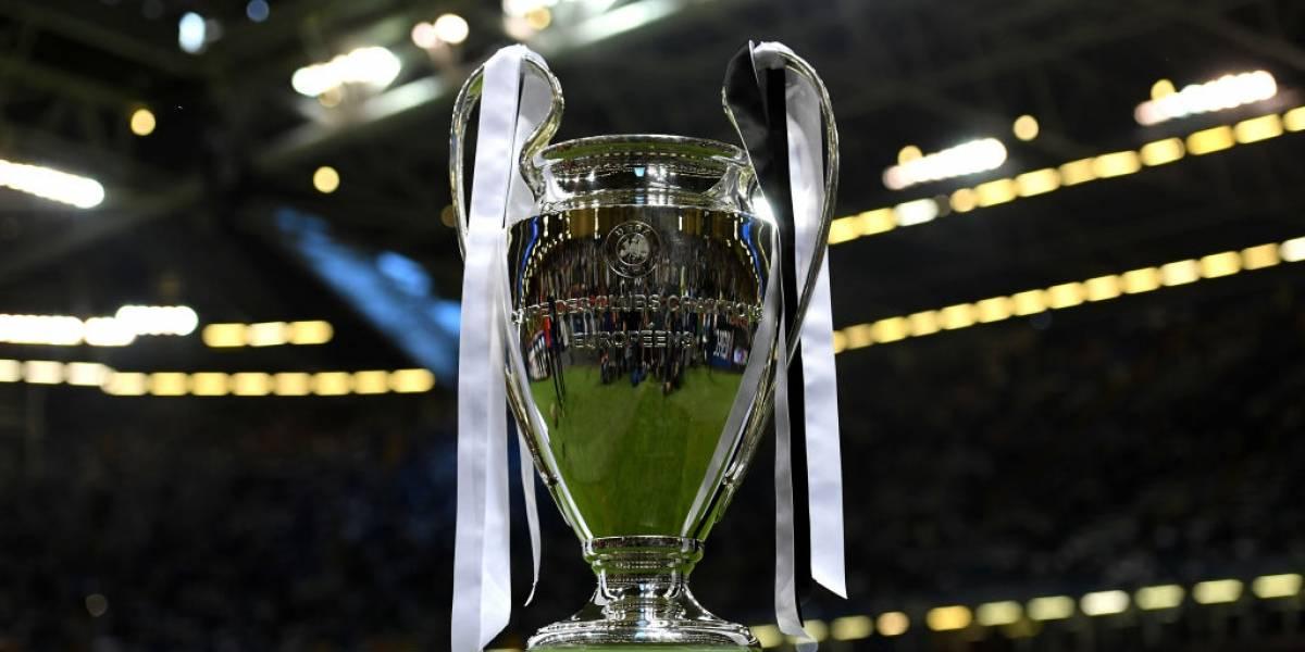 ¿Cuándo y a qué hora será el sorteo de las semifinales Champions y Europa League?