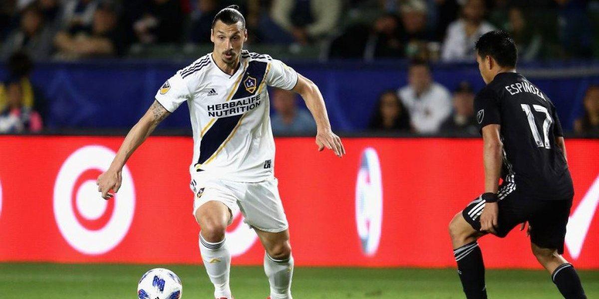 Sin Felipe Gutiérrez lesionado: Sporting KC cortó la inspiración de Zlatan en la MLS