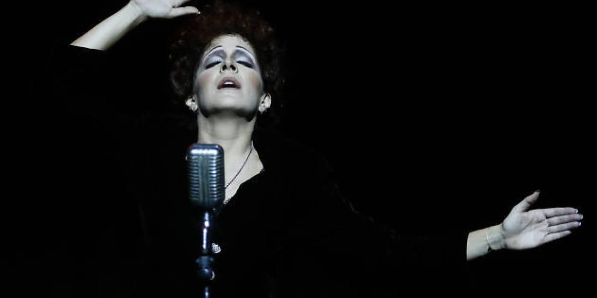 La vida de Édith Piaf llega al teatro