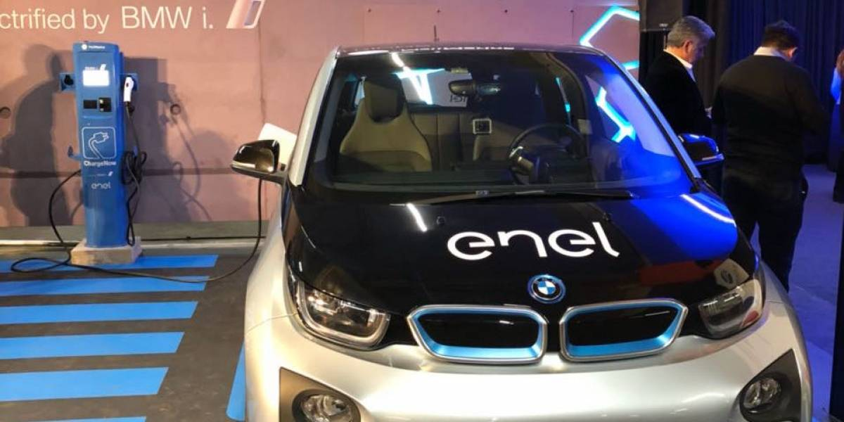 Viña del Mar suma más puntos de carga para autos eléctricos