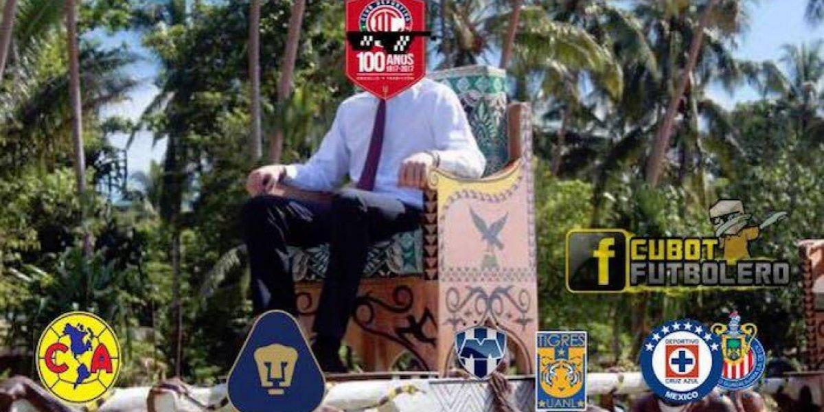 Los memes de la jornada 14 de la Liga MX