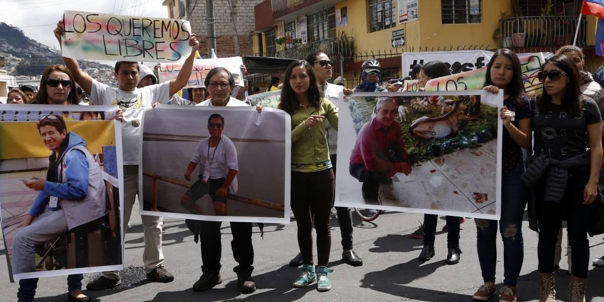 Habrían asesinado al equipo periodístico del diario El Comercio
