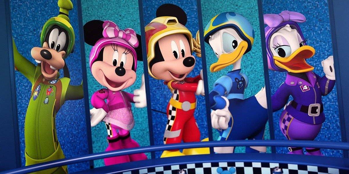 """Personajes de """"Mickey: Aventuras Sobre Ruedas"""" vendrán a Guatemala"""
