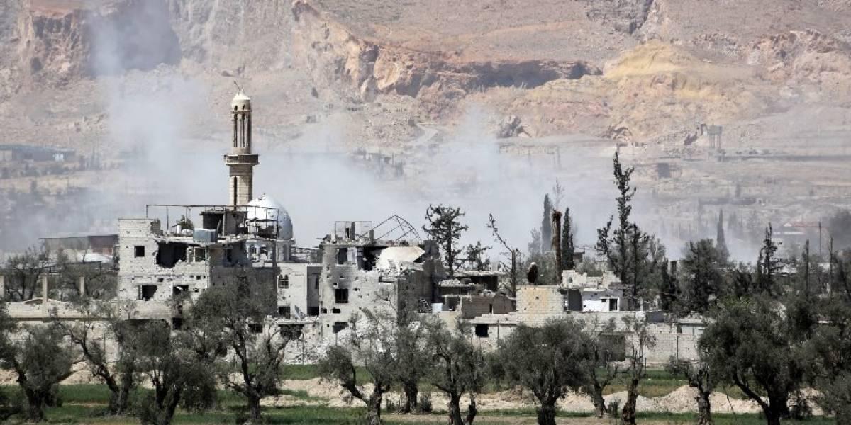 OPAQ investiga el presunto ataque químico en Siria