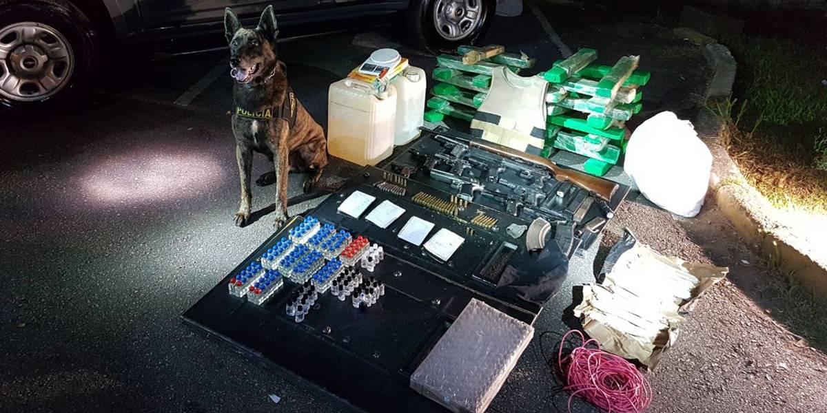 Polícia apreende drogas, explosivos e armas em nova Operação Pancadão em Paraisópolis