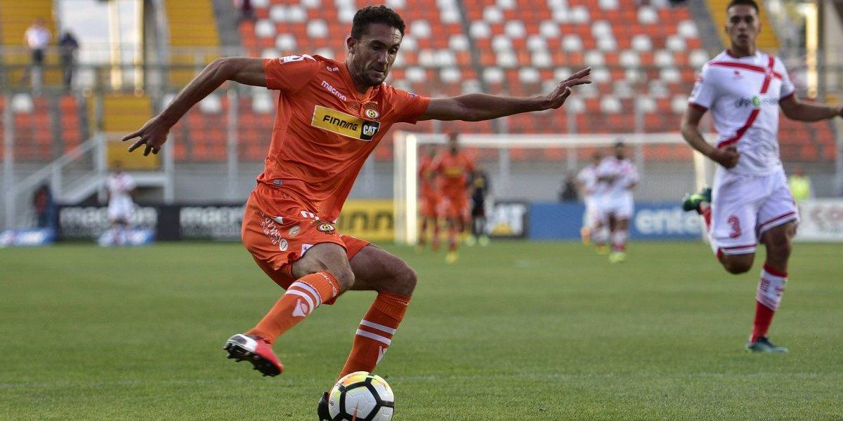"Goleador de Cobreloa explotó tras caída ante Melipilla: ""Nos hacen goles de equipo amateur"""