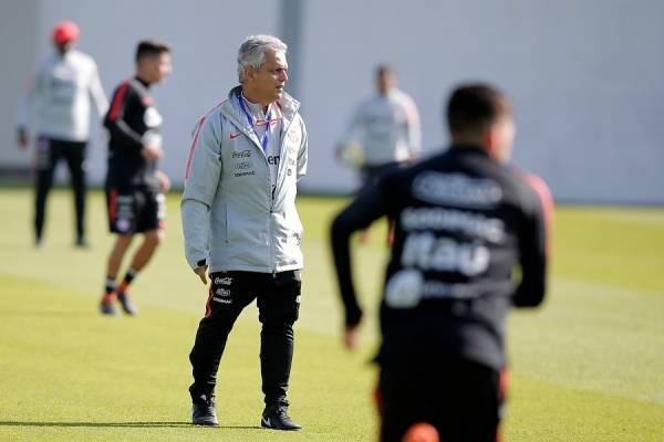 Espero que nuestros jugadores puedan seguir siendo convocados — Ronald Fuentes