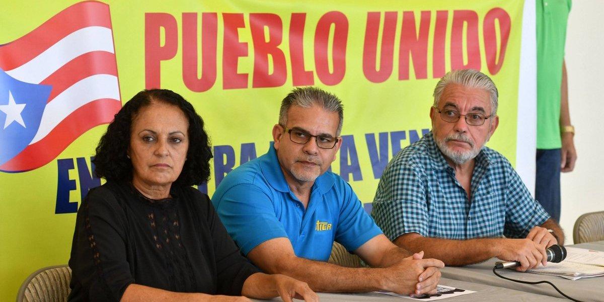 Surge movimiento contra las privatizaciones en el país
