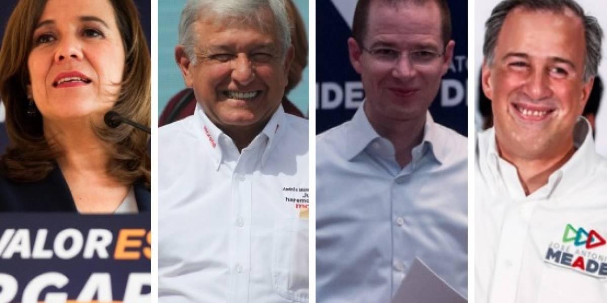 Candidatos presidenciales dialogarán con empresarios estadounidenses
