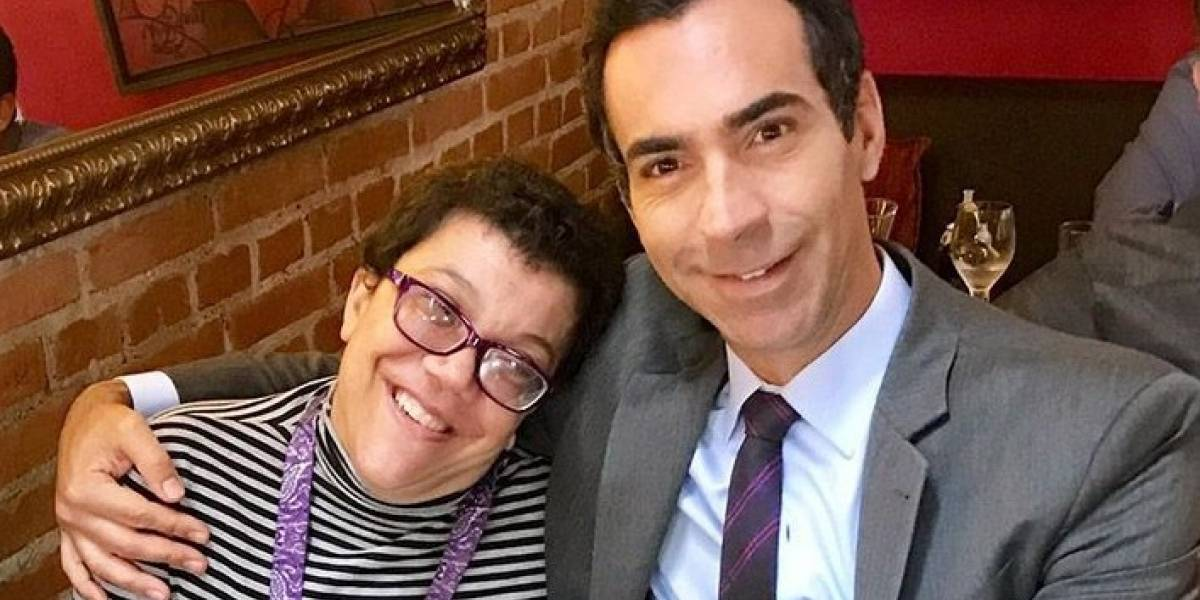 Irmã de Cesar Tralli morre aos 40 anos e jornalista faz post emocionante