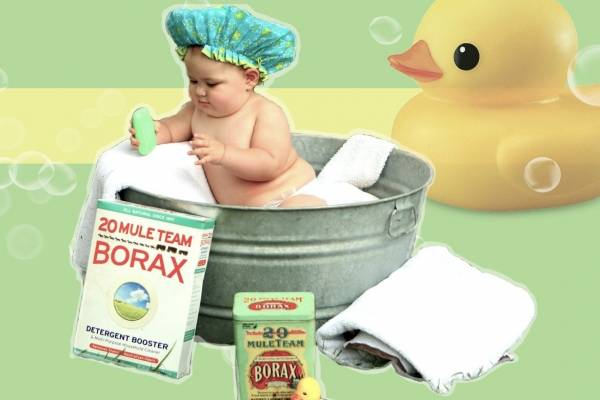 primer baño de tu bebé