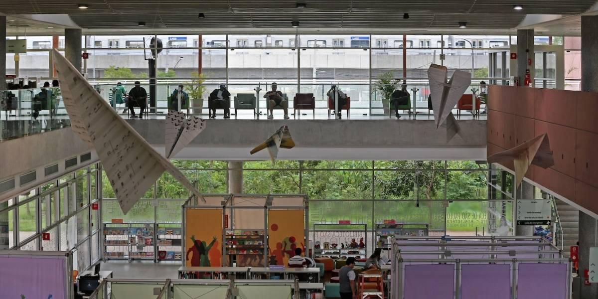 Biblioteca de SP que fica no antigo espaço do Carandiru concorre a prêmio internacional