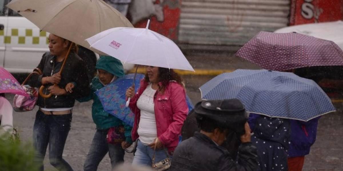 Alertan por fuertes tormentas al norte y oriente del país