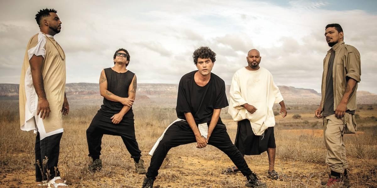 Cordel do Fogo Encantado põe fim a hiato de oito anos com lançamento de novo álbum