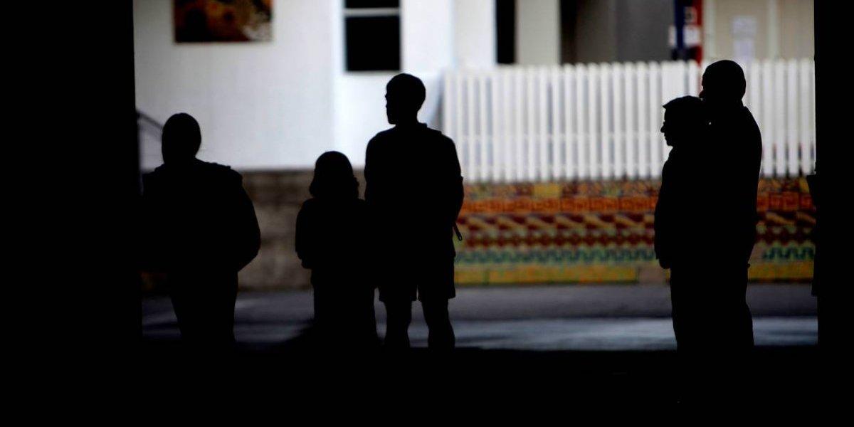 Cuatro niños escaparon del Sename en Illapel: los hicieron regresar tras hallarlos junto a familiares en Santiago