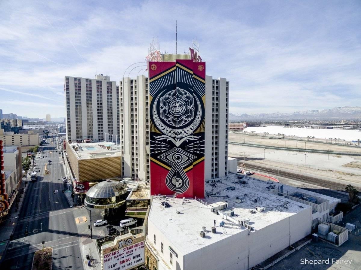 Murales Las Vegas