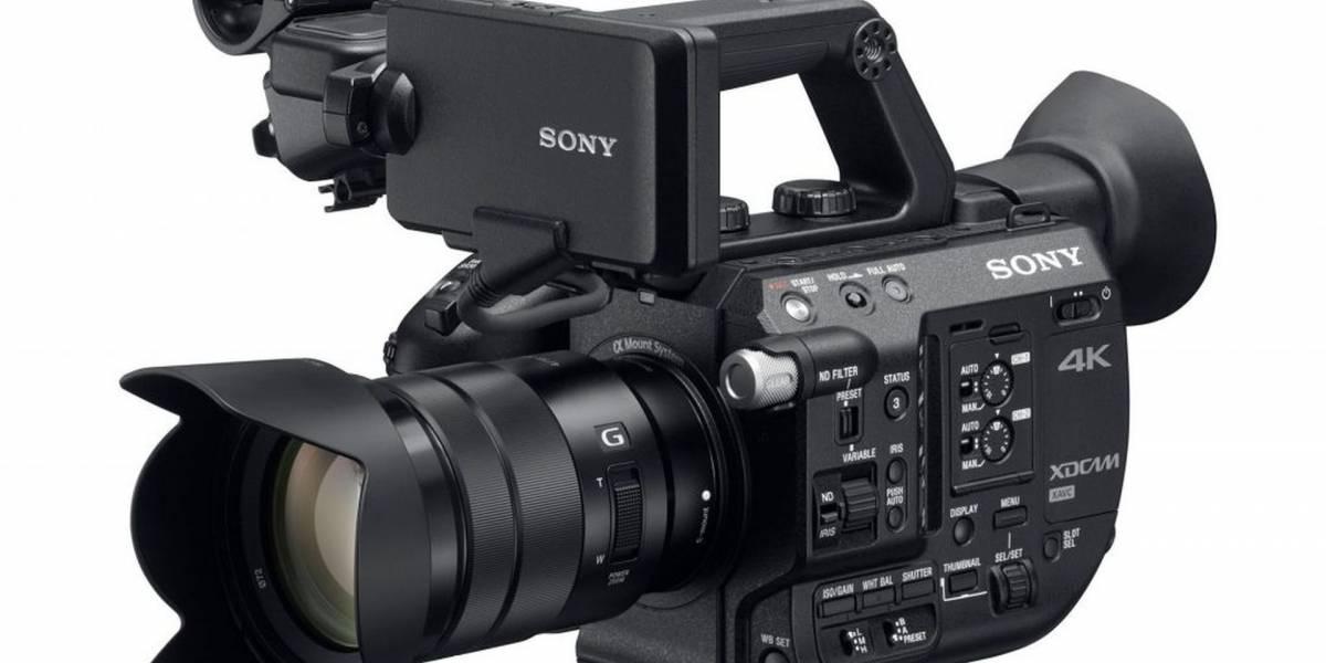 La nueva videocámara Sony FS5 II viene con grabación 4K y HDR Inmediato
