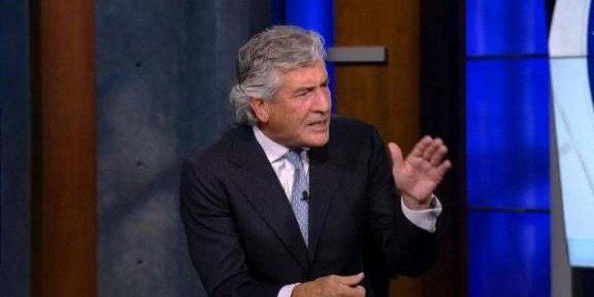VIDEO: Rafa Puente explota contra Daniel Borita Alcantar