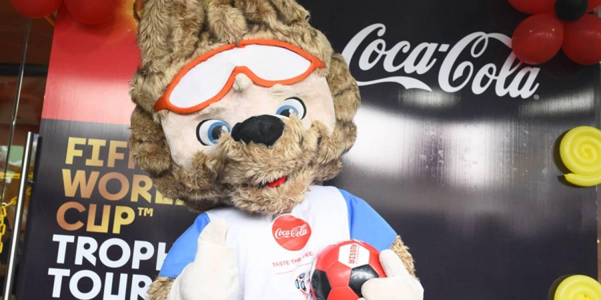 Los 5 mejores momentos del FIFA World Cup Trophy Tour de Coca Cola