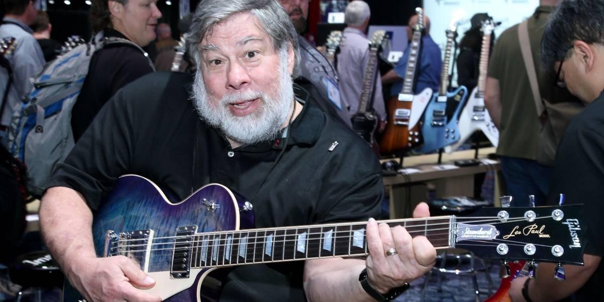 Steve Wozniak anuncia que borrará su cuenta de Facebook